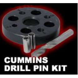Fluidampr Cummins 3500+ RPM Drill Pin Kit