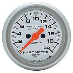 Ultra Lite Pyrometer 0-2000 Degrees 4345