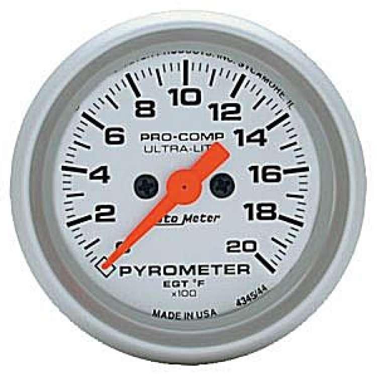 Ultra Lite Pyrometer 0-2000 Degrees 4345