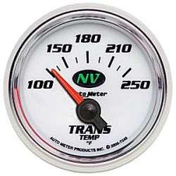 NV Transmission Temperature Gauge 100-250º 7349