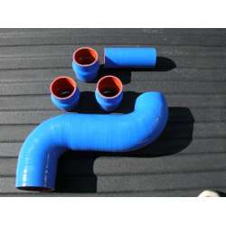 03-07 5.9L Dodge Cummins Cool Hose with Intercooler Boots kit
