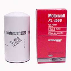 1994-2003 7.3L Powerstroke Diesel Motorcraft Oil Filter