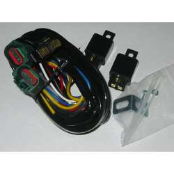 H4 to 9008 (H13) Headlight Heavy Duty Wiring Harness Conversion