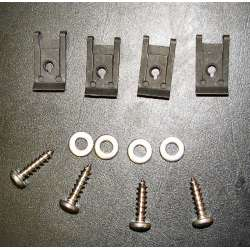 05 Super Duty Headlights Clips & Washers