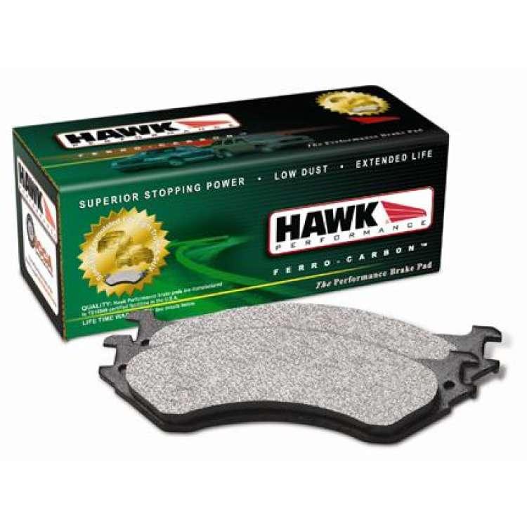 Hawk Performance Brake Pads Ford 97-04 2x4,4x4 LTS Front