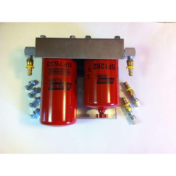Dodge 5.9L Cummins 2 Micron Fuel Filter and Water Separator Kit