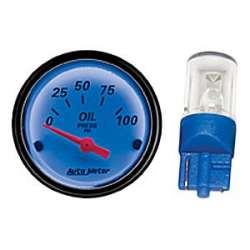 Autometer Gauge LED Replacement Bulb Kit - Blue 3286