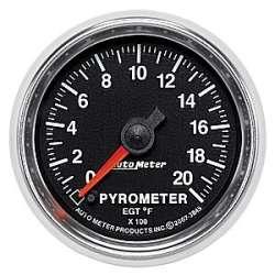 GS 0-2000 Degree Pyrometer Stepper Motor 3845
