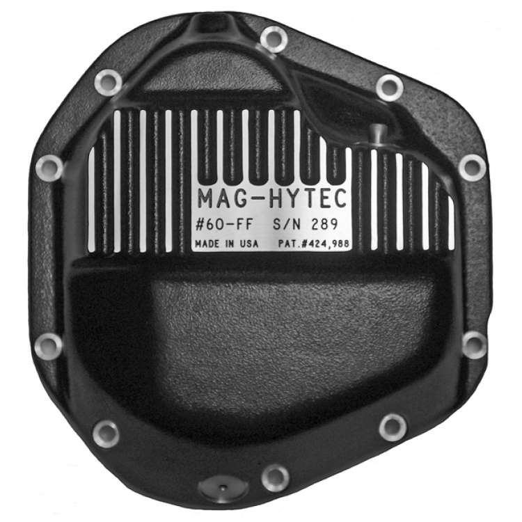 Ford 86+ F250/F350 Dana 60 Front Mag Hytec Differential Cover