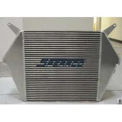 6.4L Ford Powerstroke replacement SPEARCO intercooler upgrade
