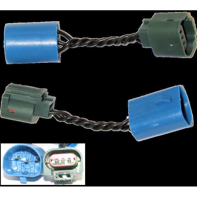 9007-9008 (H13) Plug & Play Conversion Pigtails