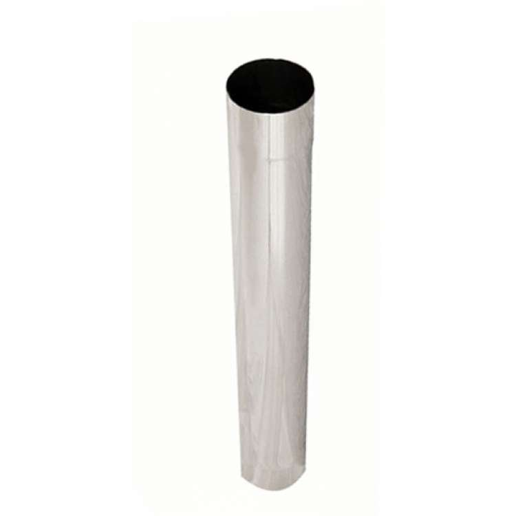 Silverline Straight Cut 5 In 304 Stainless Stack