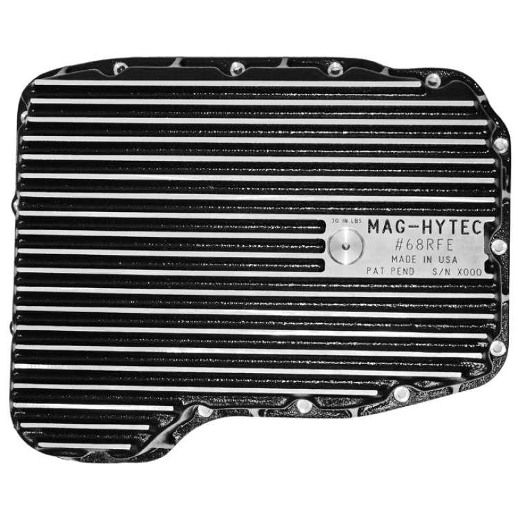 Mag Hytec 07.5+ Dodge 6.7L Cummins 68RFE High Capacity Transmission Pan