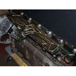 Oversize Fuel Injection Lines 98.5-02 Dodge 24 Valve 5.9L Cummins