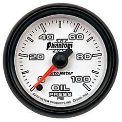 Phantom II 0-100PSI Oil Pressure Stepper Motor 7553