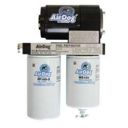 98.5-04 Dodge 5.9L 24 Valve Cummins Diesel 150GPH Airdog Fuel Filter/Pump System
