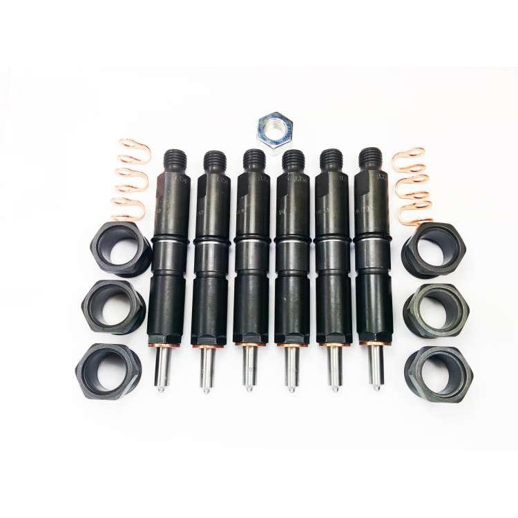 89-93 Dodge Ram 5.9L Cummins Dynomite Diesel 75-100HP STG2 injectors