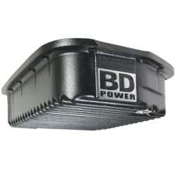 BD High Capacity Transmission Pan 07.5+ Dodge 68RFE 6.7L Cummins