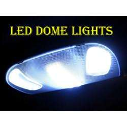 Dodge RAM 02-08 1500/2500/3500 Trucks LED Dome Light Bulbs