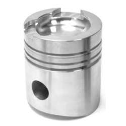 Cummins 12 Valve Mahle 155 Pistons FlyCut with Gapless Rings 12:1-15:1 Compression