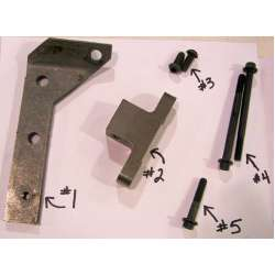 Cummins Block to P7100 Injection Pump Support Bracket Mounting Kit
