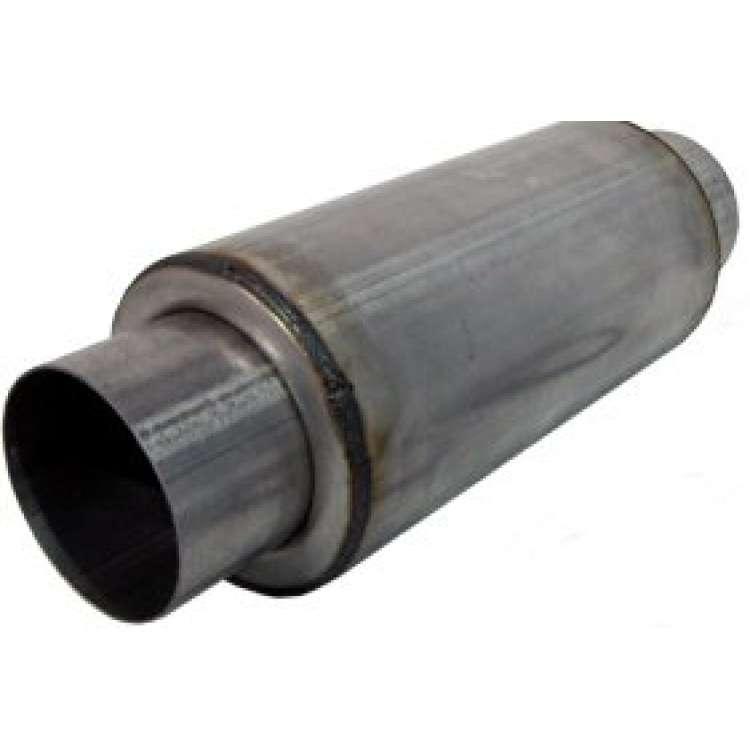 MBRP 4 In x 18 In R2009 Aluminized Resonator