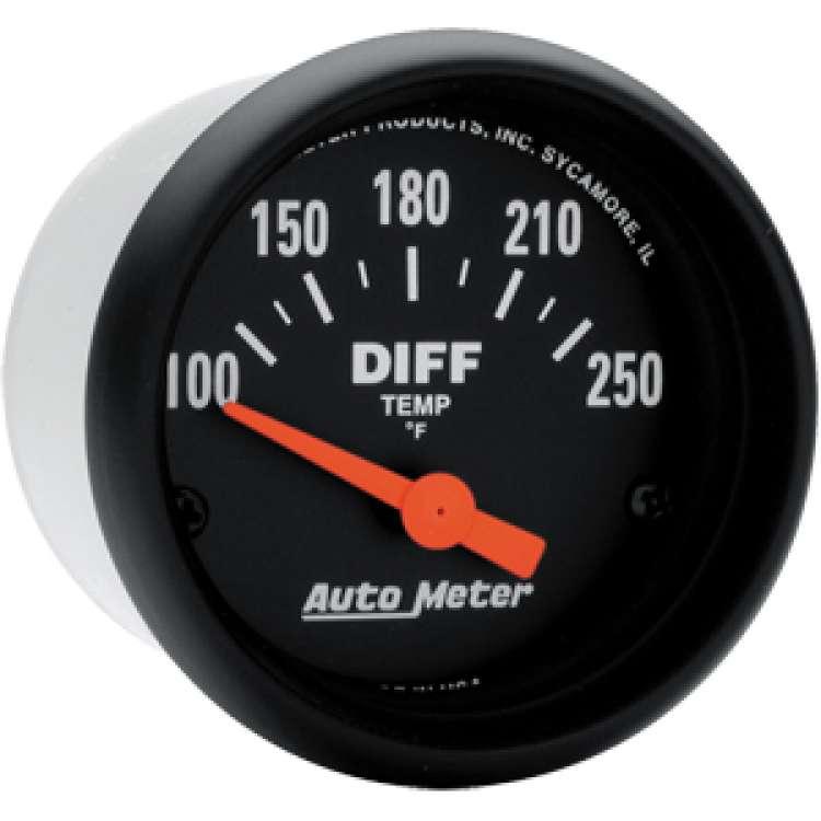 Z Series 100º-250º Differential Temperature Gauge 2636