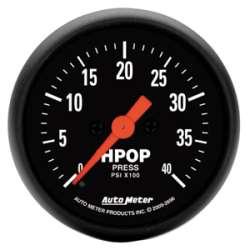 Z Series HPOP Pressure Gauge 2696