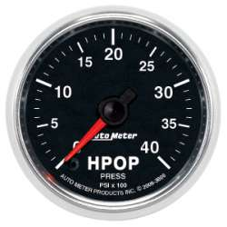 GS HPOP Pressure Gauge 3896