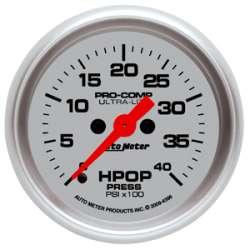 Ultra Lite HPOP Pressure Gauge 4396