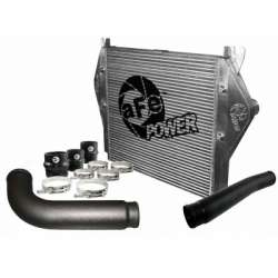 AFE Intercooler Kit with Upgraded Piping & Boots 07.5-09 Dodge 6.7L Cummins