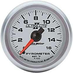 Ultra Lite II Pyrometer 0-2000º Thermocouple 4945