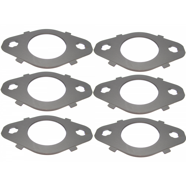 98.5-17 5.9L & 6.7L Cummins Diesel Multi-Layer Exhaust Manifold Gaskets, Set of 6