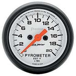 Phantom Pyrometer 0-2000 Degrees 5745