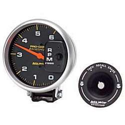 Sport Comp 5 Inch Diesel Tachometer with Memory/Recall 6806