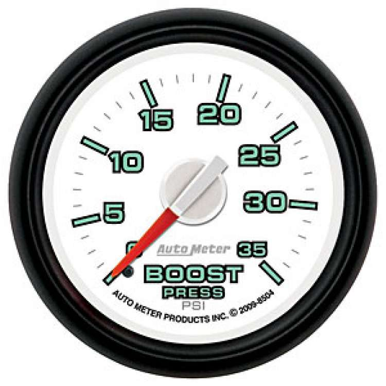 Dodge Factory Match 0-35PSI Boost Gauge 8504