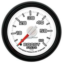 Dodge Factory Match 0-60PSI Boost Gauge 8505