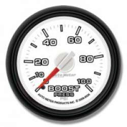 Dodge Factory Match 0-100PSI Boost Gauge 8506