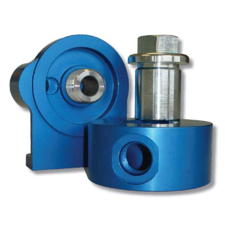 PacBrake 3.9/5.9L Cummins Diesel Universal Remote Oil Filter Relocation Kit