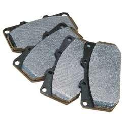 Carbon Kevlar Brake Pads 03-08 Dodge Fronts