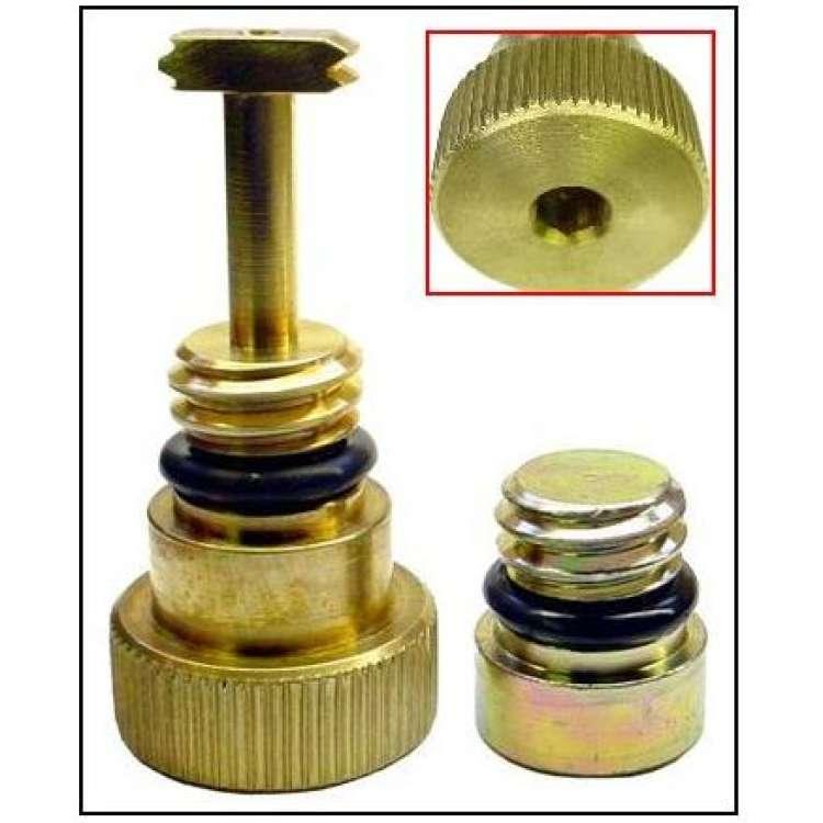03-07 Ford 6.0L Powerstroke Diesel HFCM Water Separator Drain Plug Upgrade