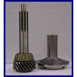 1 3/8 In Dodge NV4500 Hardened Heat Treated Chromoly Input Shaft