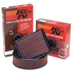 K&N Replacement Air Filter, Early 99 Ford 7.3L Powerstroke Diesel