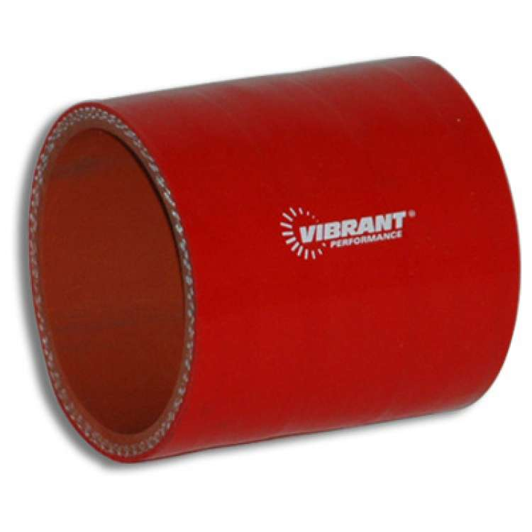 Vibrant Performance 4 Ply Silicone Sleeve, 2.75 In I.D. x 3 In Long