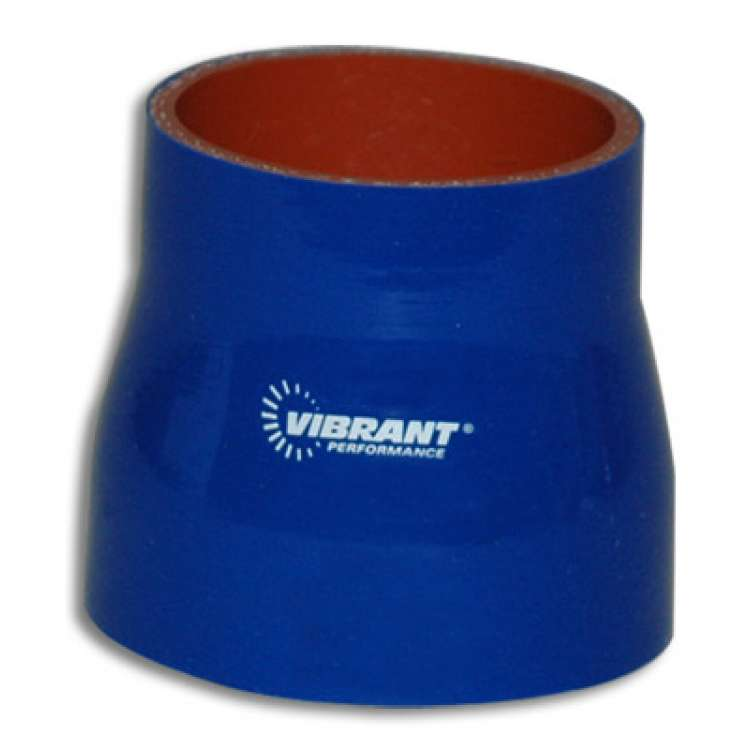 Vibrant Performance 2.5 In x 3.5 In x 3 In Long 4 Ply Reducer Coupling