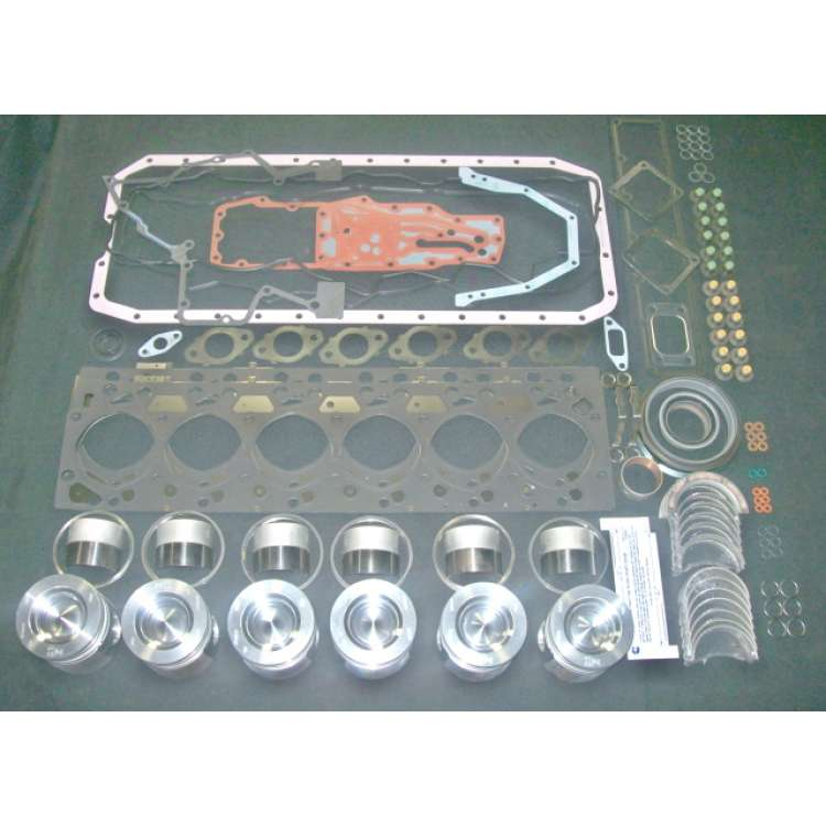 03-04 Dodge 5.9L Cummins Common Rail Engine Overhaul Kit