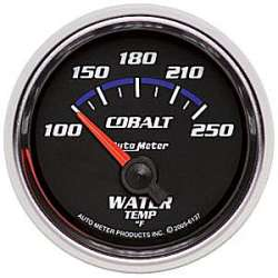 Cobalt Coolant Temperature Gauge 6137