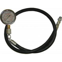 94-07 7.3L/6.0L Powerstroke HPOP Test Gauge 0-5000 PSI