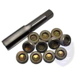98.5+ Dodge 5.9L/6.7L Cummins Thread-In Cylinder Head Freeze Plug Kit
