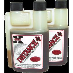 REV-X Distance + Diesel Fuel Additive 8 Oz Bottle 2 Pack